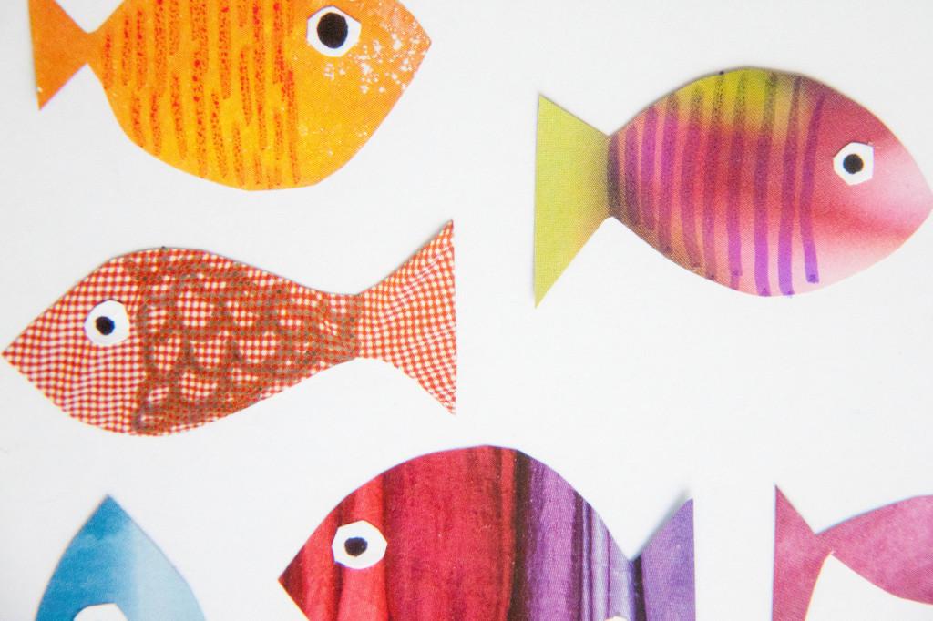 Fische basteln mit kindern meine svenja - Fische basteln aus papier ...