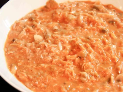 Das etwas andere Sauerkraut Thermomix Rezept. Mit Champignons und abgebunden und mit Senf und Tomatenmark und überhaupt: LECKER!!!! Wir essen dieses Sauerkrautgericht traditionell im Herbst und in der kalten Jahreszeit. https://www.meinesvenja.de/wp/2011/10/31/ich-liebe-dieses-sauerkraut/
