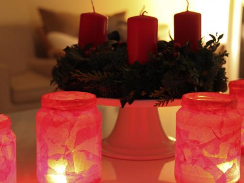 Weihnachtslichter basteln Step 9 www.meinesvenja.de