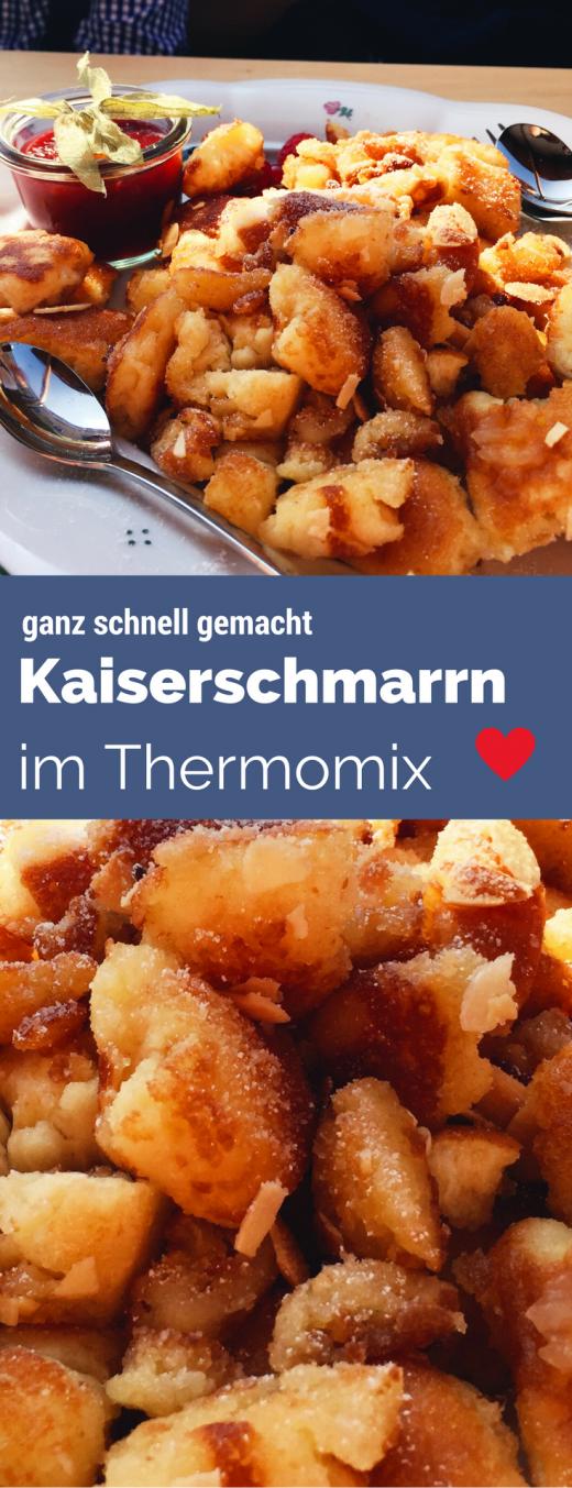 Kaiserschmarrn Thermomix - das Sansibar Rezept aus dem Ofen. https://www.meinesvenja.de/wp/2012/10/09/kaiserschmarrn-la-sansibar-im-thermomix/