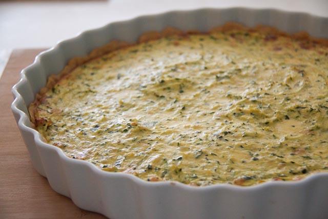 Rezepte quiche zucchini