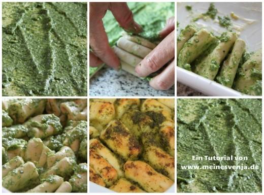 Das Kräuterfaltenbrot Thermomix Rezept ist perfekt für die Party. Wer einmal das warme Brot auseinandergepflückt hat und den saftigen Kräuteraufstrich schmeckt, macht es immer wieder. Auf meinem Blog gibt es das Step by Step Tutorial dazu - ist nämlich gar nicht kompliziert, macht aber schwer was her. Die Anleitung und das Kräuterfaltenbrot Rezept findest Du hier: https://www.meinesvenja.de/wp/2013/01/12/das-krauterfaltebrot-fur-den-thermomix/