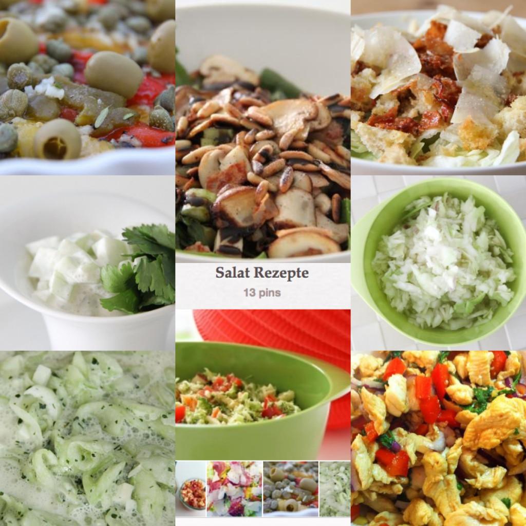 Pinterest Salat Rezepte   Meine Svenja