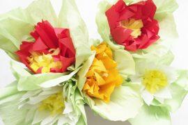 Blumen Basteln Zur Fruhlingsdeko Meine Svenja