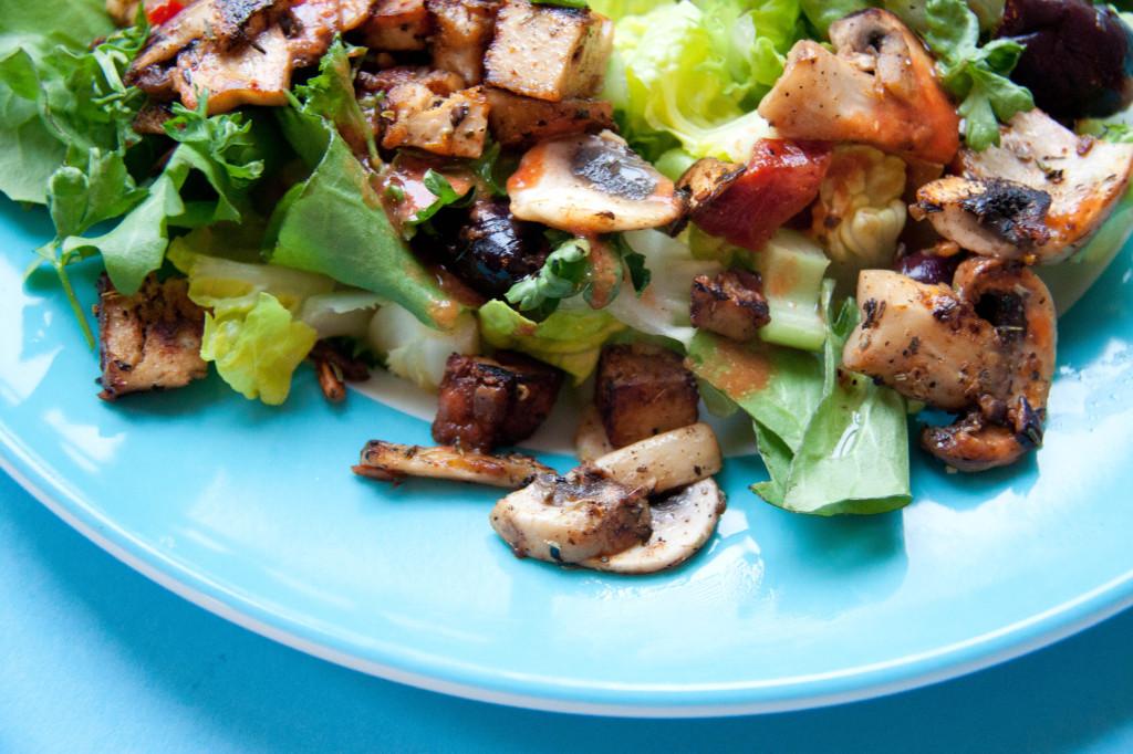 Salat_mit_Tofu