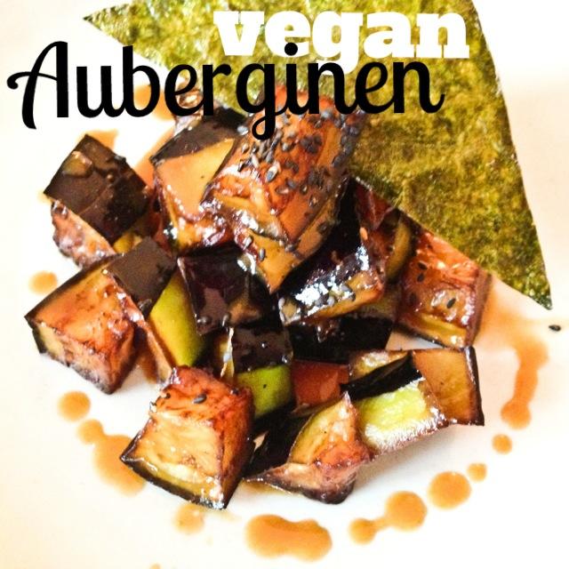 Vegane Rezepte Auberginen à La Emiko Meine Svenja