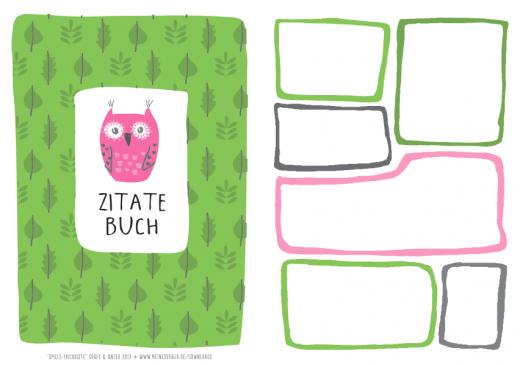 Zitatebuch_gruen