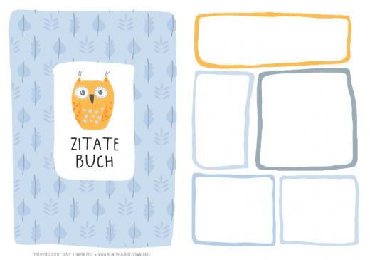 Zitatebuch_hellblau