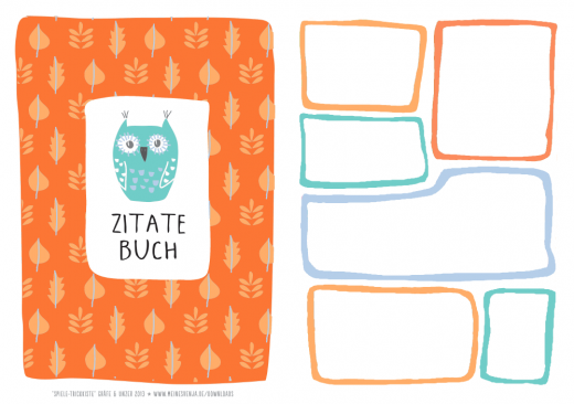 Zitatebuch_orange