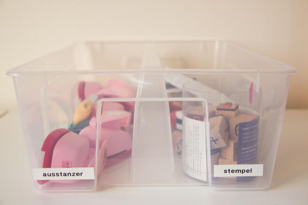 Bastelzimmer Organisieren Meine Svenja