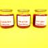 Erdbeermarmelade Etiketten