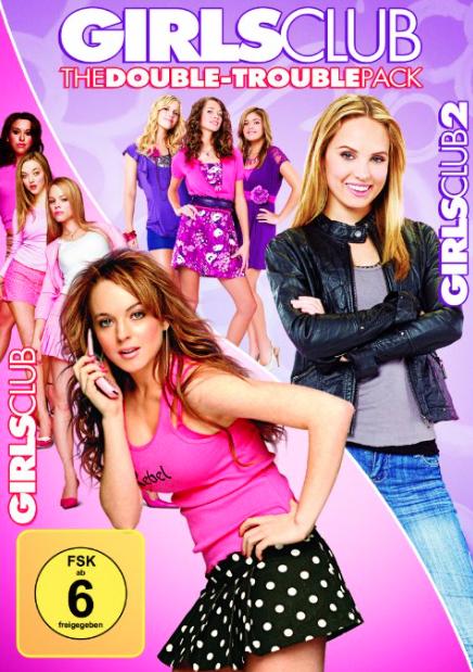 Die besten Mädchen Filme - Girls Club im Doppelpack