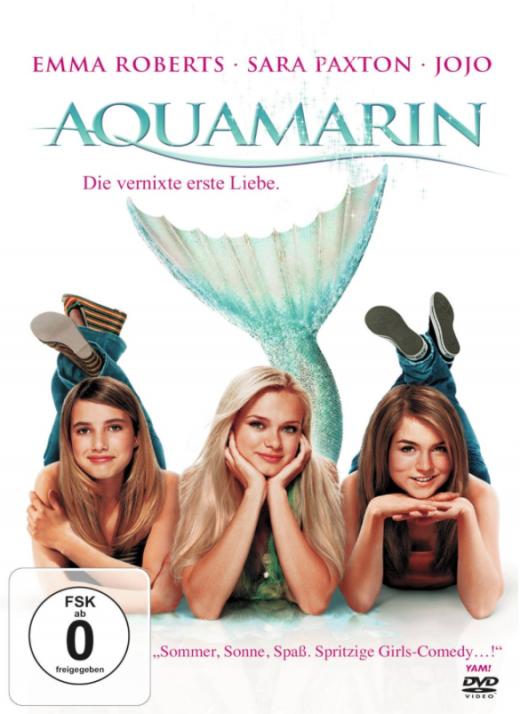 Die besten Mädchen Filme - Aquamarin mit Emma Roberts