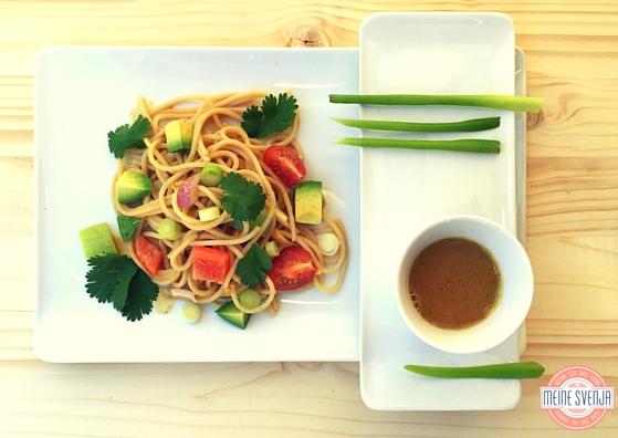 Asia Salat In Superspicy Meine Svenja