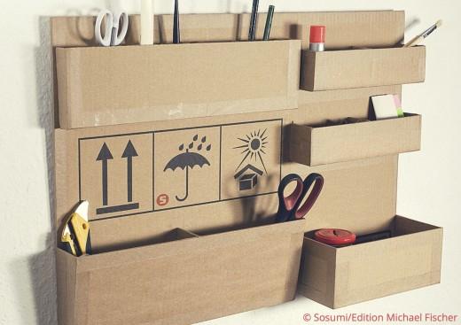 """Basteln mit Karton: """"Catch, Cut & Fold"""" von Edition Michael Fischer - auf Pinterest unter https://www.pinterest.com/EMF_Verlag/"""