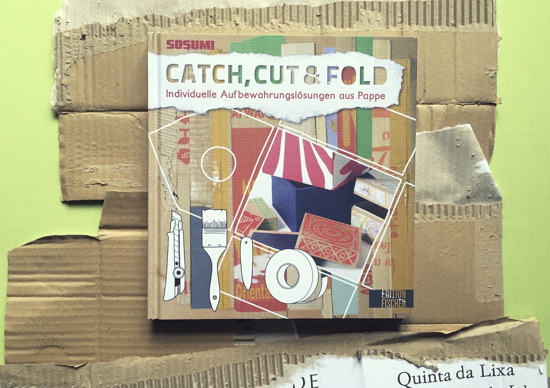 """""""Catch, Cut & Fold"""" von Edition Michael Fischer - auf Pinterest unter https://www.pinterest.com/EMF_Verlag/"""