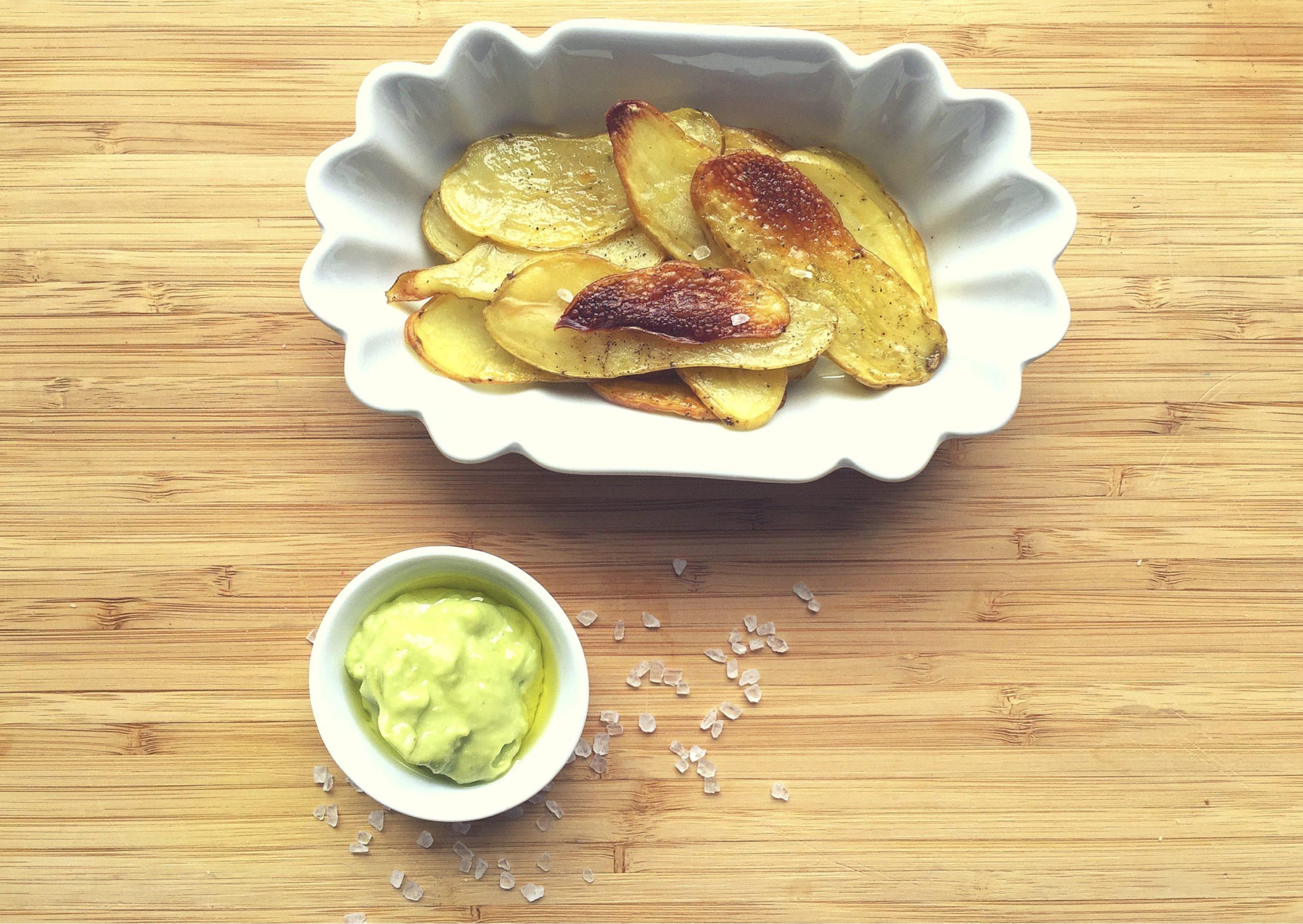 Chips selber machen ganz leicht https://www.meinesvenja.de/wp/