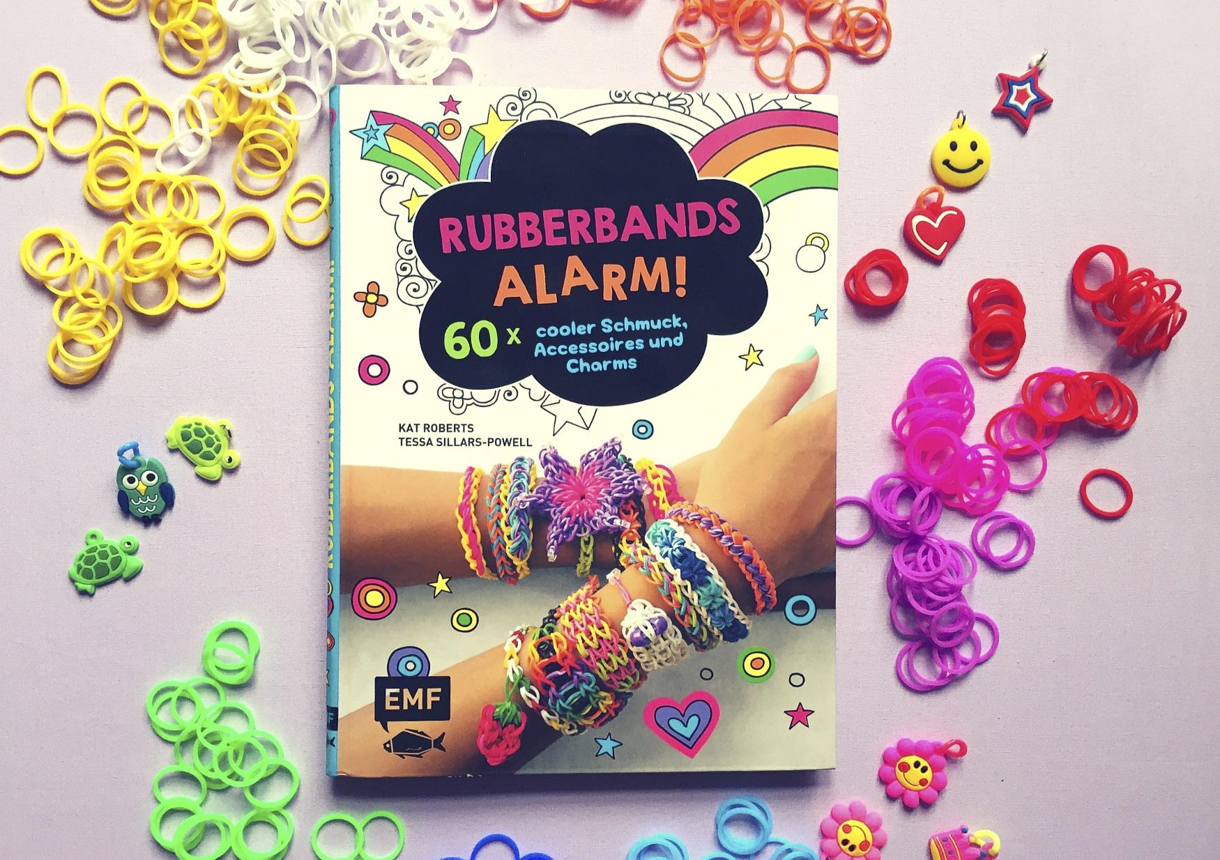 """""""Rubberbands Alarm"""" von Edition Michael Fischer - auf Pinterest unter https://www.pinterest.com/EMF_Verlag/"""