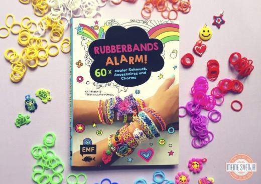 """""""Rubberbands Alarm"""" von Edition Michael Fischer - DIY Bands auf Pinterest unter https://www.pinterest.com/EMF_Verlag/"""