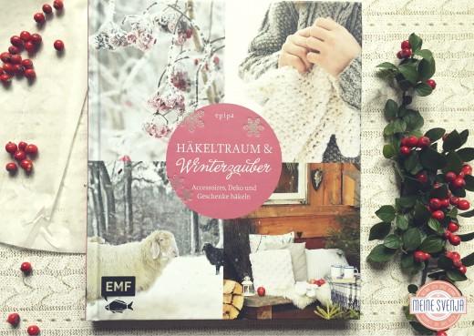 """""""Häkeltraum & Winterzauber"""" von Edition Michael Fischer - auf Pinterest unter https://www.pinterest.com/EMF_Verlag/"""