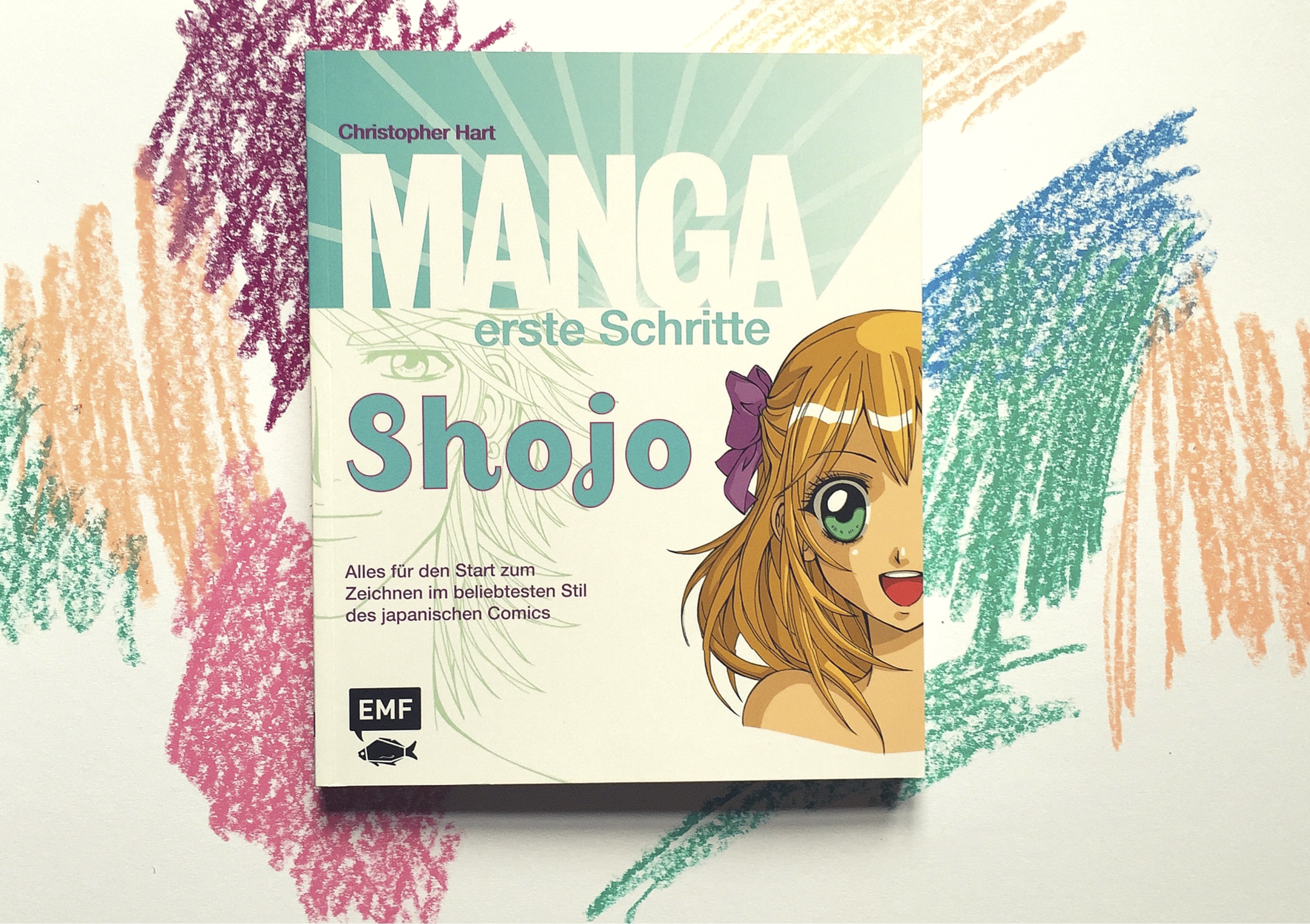 """""""Manga erste Schritte Shojo"""" von Edition Michael Fischer - auf Pinterest unter https://www.pinterest.com/EMF_Verlag/"""
