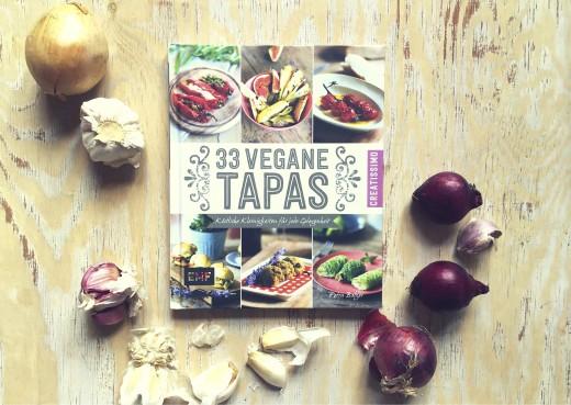 """""""33 vegane Tapas"""" von Edition Michael Fischer - auf Pinterest unter https://www.pinterest.com/EMF_Verlag/"""