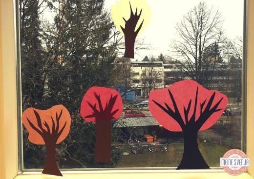 Bastelvorlagen Weihnachten Baum basteln www.meinesvenja.de