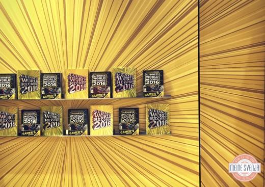 Das Guinness Buch der Rekorde Hoffmann und Campe Verlag Buchmesse 2015 www.meinesvenja.de