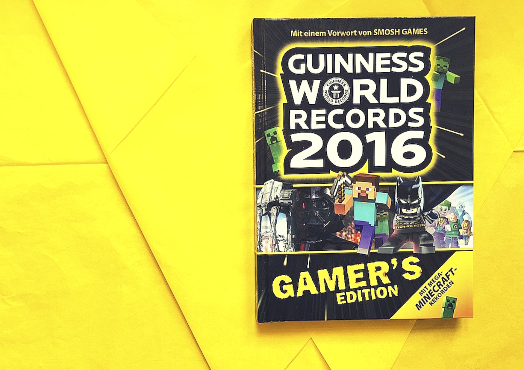 Das Guinness Buch der Rekorde Hoffmann und Campe Verlag www.meinesvenja.de