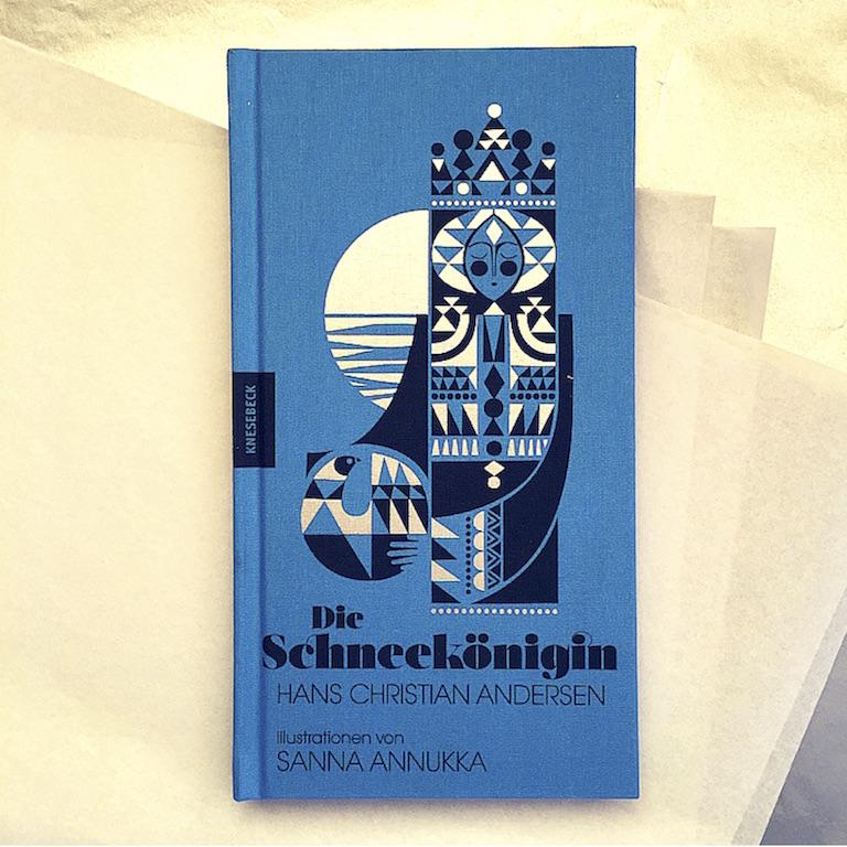 Die Schneekönigin von Hans Christian Andersen Knesebeck Verlag www.meinesvenja.de