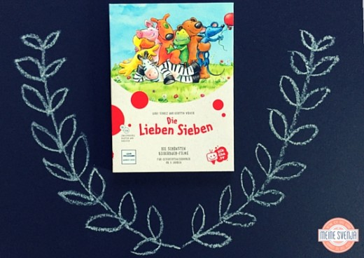 Die lieben Sieben DVD mixtvision digital www.meinesvenja.de