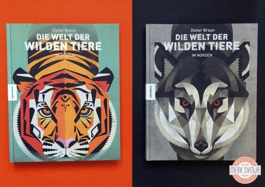 Die Welt der wilden Tiere Cover Buch Knesebeck Verlag www.meinesvenja.de