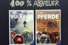 100% Abentuer: Pferde & Vulkane Buch Ravensburger Verlag www.meinesvenja.de