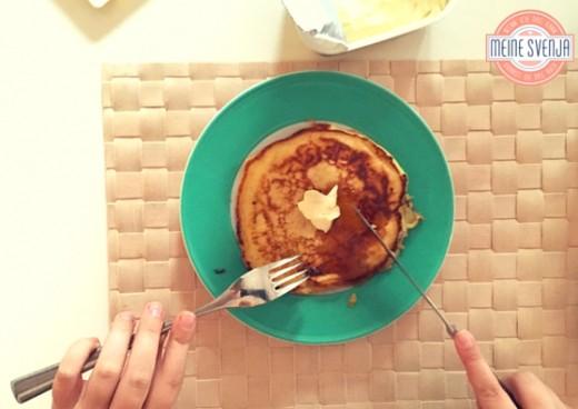 Amerikanische Pancakes(1)