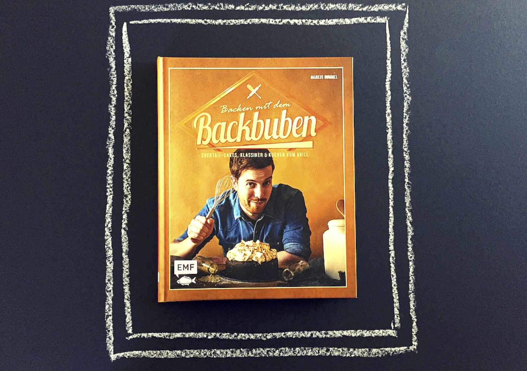 Backen mit dem Backbuben Verlag EMF www.meinesvenja.de