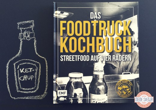 Das Foodtruck Kochbuch Verlag EMF www.meinesvenja.de