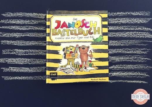 Das Janosch Bastelbuch Verlag EMF www.meinesvenja.de
