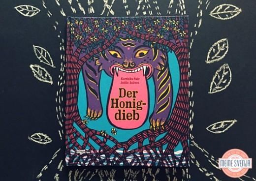Der Honigdieb Buch Verlag Kleine Gestalten www.meinesvenja.de