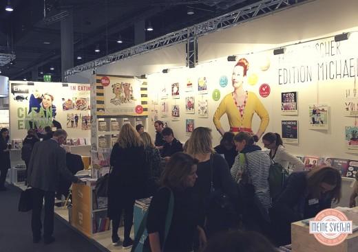 EMF Verlag Frankfurter Buchmesse 2015 www.meinesvenja.de
