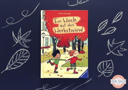 Ein Hoch auf den Herbstwind Buch Verlag Ravensburger www.meinesvenja.de