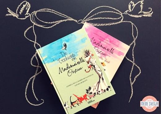 Mademoiselle Oiseau Buch Verlag Kleine Gestalten www.meinesvenja.de