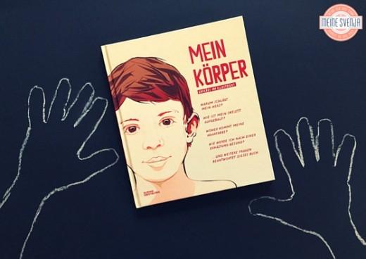 Mein Körper Buch Kleine Gestalten Verlag www.meinesvenja.de
