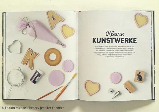 Meine kreative Kekswerkstatt Buch Verlag EMF www.meinesvenja.de