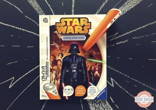Star Wars Cover Buch Verlag Ravensburger www.meinesvenja.de