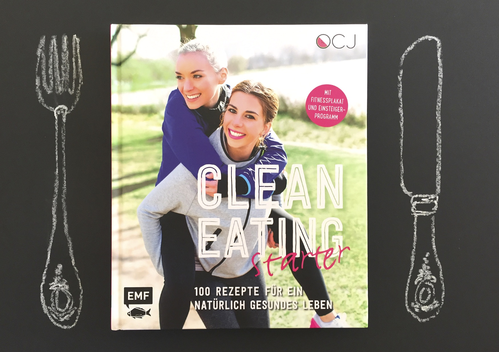 Clean eating Starter Verlag EMF www.meinesvenja.de