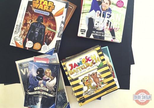 Fotohintergrund selber machen Beispiel 19 Buchverlosung www.meinesvenja.de