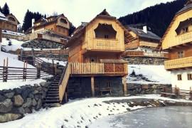 Almdorf Seinerzeit Chalet Berghütte www.meinesvenja.de