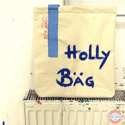 Basteln für Erwachsene Kinderkunsthaus München Blogger Event Tasche selber machen Holly Bäg www.meinesvenja.de