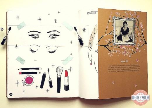 lightbox DIY Motive aus dem Buch abpausen www.meinesvenja.de