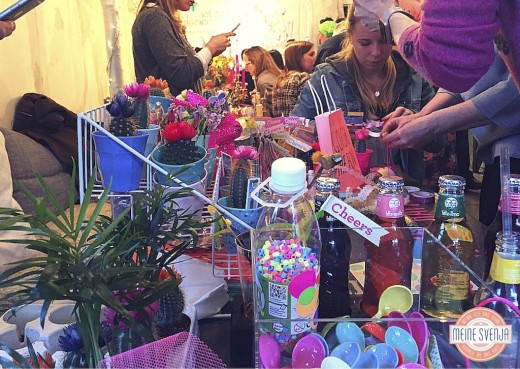 Rice DK Produkte Party Buntes Buffet www.meinesvenja.de